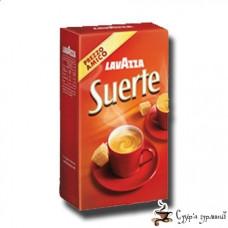Кофе молотый  Lavazza «Suerte» 250г