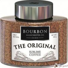 Кофе растворимый Bourbon The Original 100г