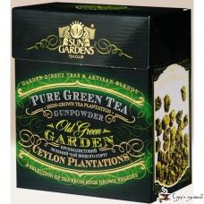 Зеленый чай Sun Gardens OP Gunpowder 100г