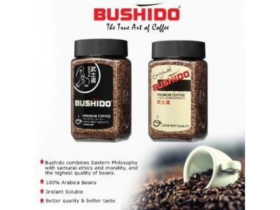 Швейцарский кофе BUSHIDO & EGOISTE