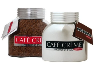 В продажу поступил растворимый кофе Bourbon IMPRESSO Cafe creme NAPOLETANO Senator